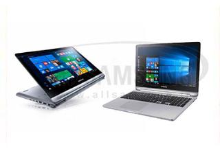 عرضه ی لپ تاپ تاشو سامسونگ در بازار آمریکا