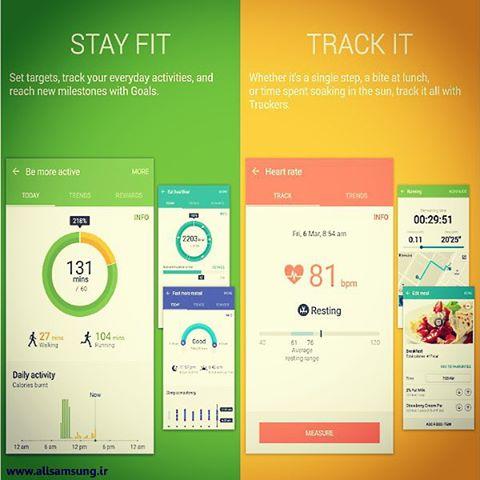 samsung shealth app