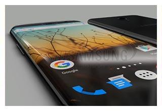 گوشی سامسونگ گلکسی اس 8 با نمایشگر RGB AMOLED و بدون دکمه Home خواهد بود