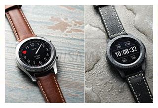 مشارکت سامسونگ و برند های معروف برای ساخت بند ساعت های متنوع برای Gear S3