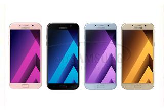 گوشی سامسونگ (Galaxy A5 (2017، تصاویر، مشخصات و قیمت