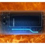 گوشی سامسونگ Galaxy S8 از لوله های حرارتی استفاده می کند