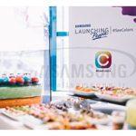 نوآوری جدید سامسونگ برای از بین بردن کوررنگی با اپلیکیشن seecolors