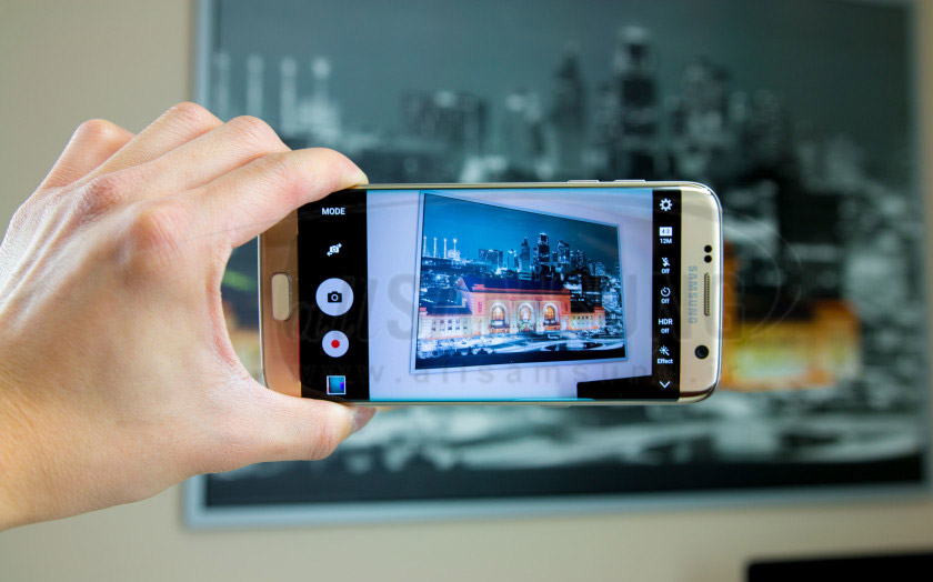 گوشی های هوشمند سامسونگ در نتیجه آزمایشات جز 5 گوشی برتر شناخته شدند