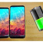 گوشی سامسونگ گلکسی s8 و +S8 و تست میزان مصرف باتری