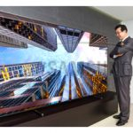 رونمایی از بزرگترین تلویزیون QLED دنیا توسط سامسونگ