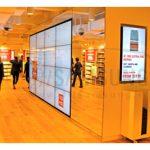 دیجیتال ساینیج های سامسونگ، چه تاثیری برخرده فروشی ها دارند؟