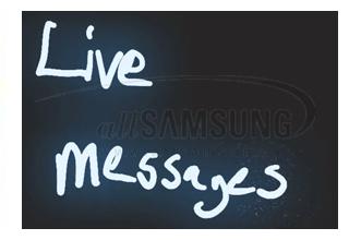 نحوه استفاده از ویژگی Live Messages نوت 8