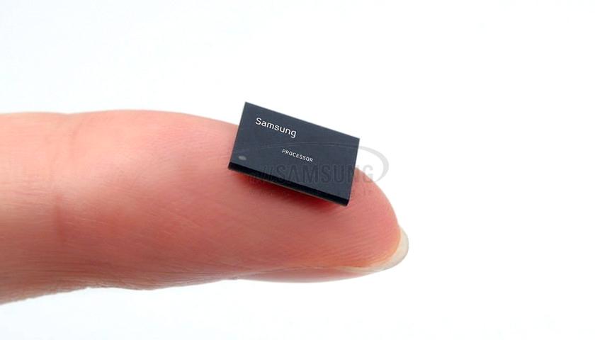 تولید سریعترین تراشه AI گوشی های همراه توسط غول بزرگ تکنولوژی(سامسونگ)