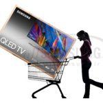 رشد بازار تلویزیون های سامسونگ و افزایش چشمگیر فروش در آینده نزدیک