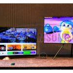 تلویزیون QLED سامسونگ، مجهز به تکنولوژی کوانتوم دات فاقد کادمیم
