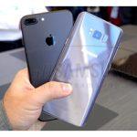 سامسونگ و اپل، دو کمپانی برتر در بازار گوشی های هوشمند جهان