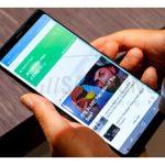 سوپر اسکرین سامسونگ، آیفون 10 را مغلوب می کند
