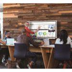 رونمایی سامسونگ از وایت بورد دیجیتال 55 اینچی برای بهبود مشارکت در جلسات