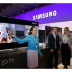 افزایش فروش تلویزیون های برتر سامسونگ در سال 2018