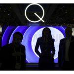 رونمایی خصوصی سامسونگ از یک تلویزیون QLED جدید با سیاهی عمیق تر