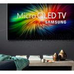 ثبت علامت تجاری Micro QLED سامسونگ در کره جنوبی