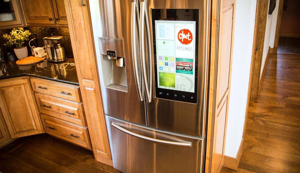 هجوم همه جانبه هوش مصنوعی به آشپزخانه شما در 2018 با ابتکار سامسونگ
