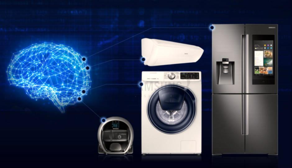 لوازم خانگی 2018 سامسونگ با بالاترین سطح هوش مصنوعی و مجهز به بیکسبی