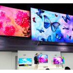 رونمایی سامسونگ از نسل جدید تلویزیون های QLED 2018
