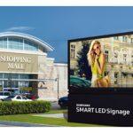 راهکار سامسونگ برای تبدیل خرید به یک تجربه مدرن با کمک ساینیج ها