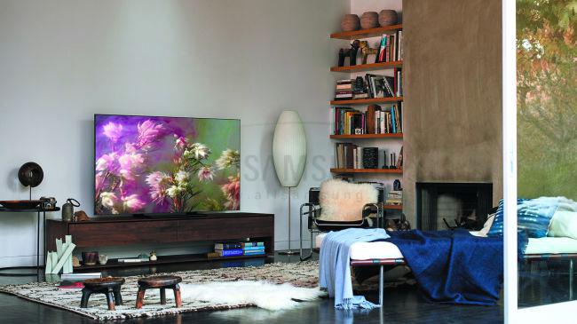 معرفی نسل جدید تلویزیون های Q9FN سامسونگ