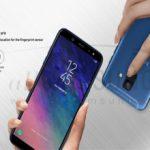 گوشی جدید گلکسی A6 پلاس 2018 با دوربین سلفی 24MP