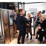 حضور سامسونگ در بزرگترین نمایشگاه محصولات لوازم خانگی اروپا