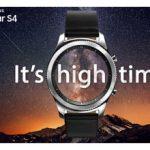 عرضه ساعت هوشمند گیر اس 4 سامسونگ در دو سایز مختلف