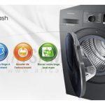 حداقل مصرف انرژی در لباسشویی های ادواش سامسونگ