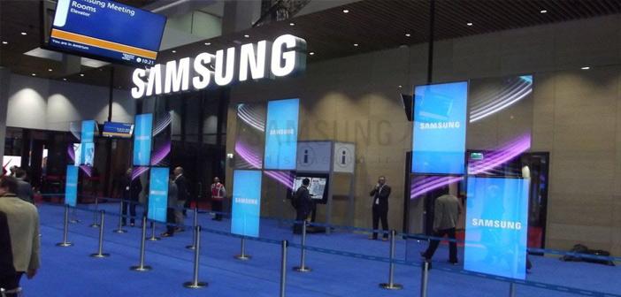 دیجیتال ساینیج های سامسونگ، معرف بزرگترین و موفق ترین برندهای تجاری