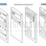 گوشی جدید سامسونگ با یک صفحه نمایش در قسمت جلو و عقب