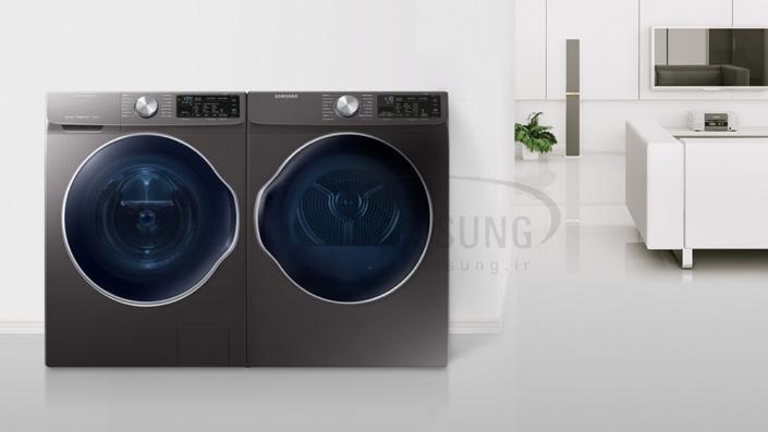 ماشین لباسشویی سامسونگ، برنده جایزه بهترین فن آوری در بین محصولات لوازم خانگی