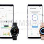 جدیدترین آپدیت اپلیکیشن Samsung Health و ویژگی های آن
