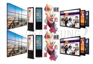 تصاحب یک سوم بازار نمایشگرهای تبلیغاتی توسط سامسونگ