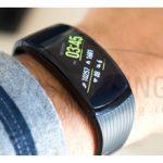 آیا ساعت هوشمند گیر فیت 2 سامسونگ ضد آب است؟