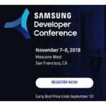 پیش بینی های صورت گرفته برای کنفرانس 2018 توسعه دهندگان سامسونگ