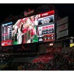 کاربرد گسترده نمایشگرهای صنعتی سامسونگ در بزرگترین استادیوم های ورزشی دنیا