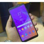 تاییدیه FCC برای نمایشگر Infinity-O گوشی گلکسی ای 8 اس