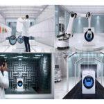 نتایج بیش از 150 آزمایش بر روی ماشین لباسشویی QuickDrive سامسونگ