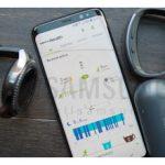 ردیابی تمرینات ورزشی با اپلیکیشن Samsung Health