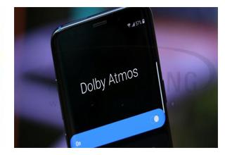 قابلیت Dolby Atoms for gaming برای آپدیت اندروید پای گلکسی نوت 9