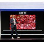 معرفی مدل 98 اینچی تلویزیون های QLED 8K سامسونگ