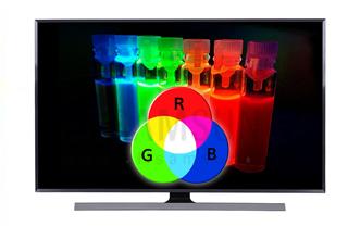 برنامه سامسونگ برای طراحی تلویزیون های OLED بر اساس تکنولوژی کوانتوم دات