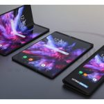 گوشی تاشوی سامسونگ با رنگ های متنوع و تکنولوژی 5G
