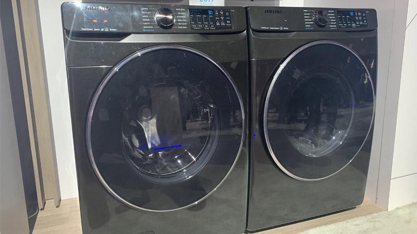 ماشین های لباسشویی هوشمند سامسونگ و ویژگی های جدید طراحی شده برای آنها