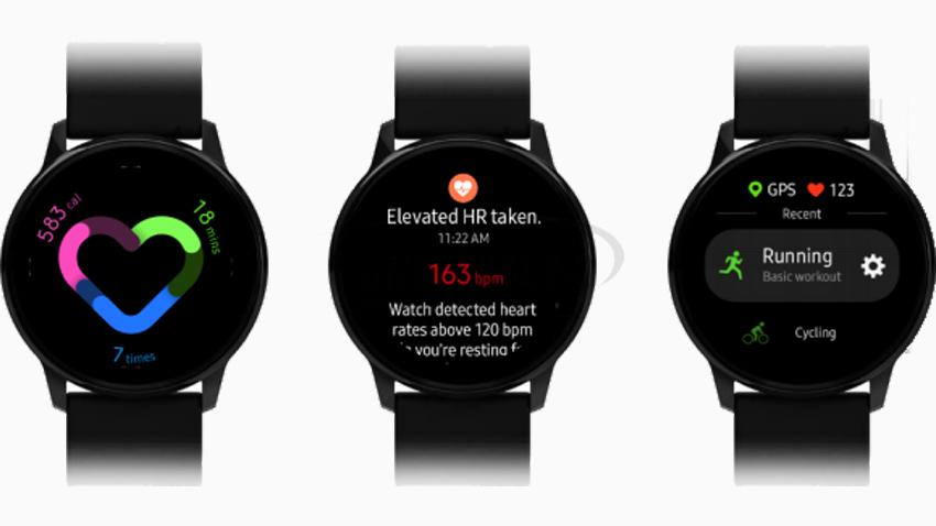 گلکسی واچ اکتیو با رابط کاربری One UI همراه با قابلیت های جدید و متفاوت
