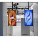 معرفی مدل های جدید ساینیج های سامسونگ در نمایشگاه بزرگ ISE 2019