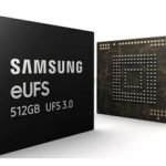 استفاده از حافظه پرسرعت تولید شده توسط سامسونگ در گوشی های تاشو
