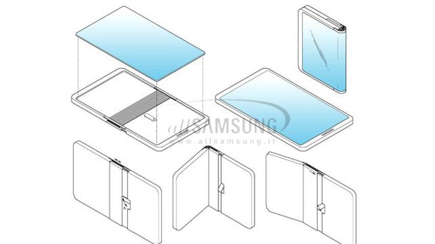 گلکسی فولد 2 سامسونگ با صفحه نمایش بیرونی همراه  با ویژگی های کاملا جدید و متفاوت